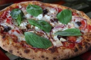 Pi Wood-Fired Pizza GreekPizza