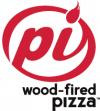 Pi Wood-Fired Pizza Logo